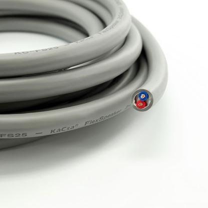 Kacsa Audio speaker cable