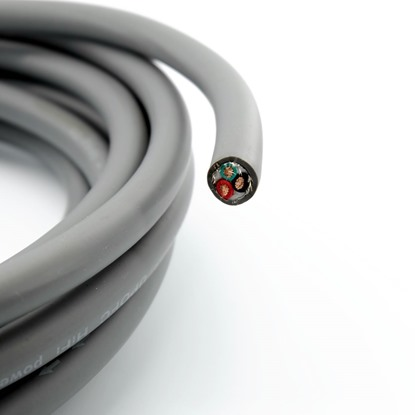 Kacsa-audio pover cable for hi-fi audio systems