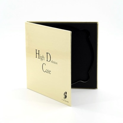 high definition CD case