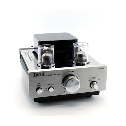 Hybrid stereo integrated amplifier with bluetooth