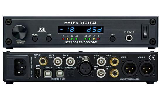 Mytek DSD dac