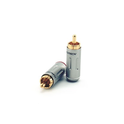 RC A plug, gold plated Furutech