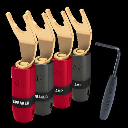 Audioquest multi spade