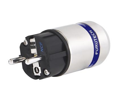 Furutech NCF schuko plug for high end audio