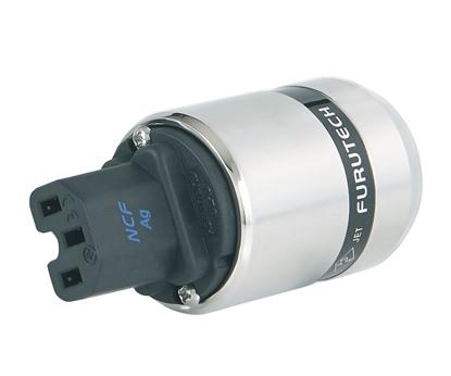 Furutech NCF IEC plug for high end audio