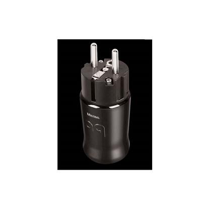 Audioaquest Mistral EU/Shuko silver plated plug